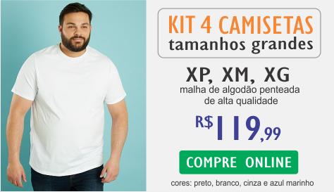 33012b6ce Camiseta tamanhos grandes gordo - imperium 2018 ok